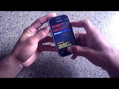 Como formatar  samsung galaxy pocket 2