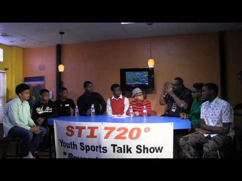 STI740 Youth Sports & Education Talk with Isaac Cherry