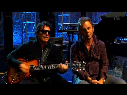 Neal Schon & Jonathan Cain interview - Journey/Don't Stop Believin'