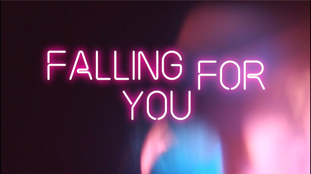 Christee Palace- Falling for You (Official Lyric Video)