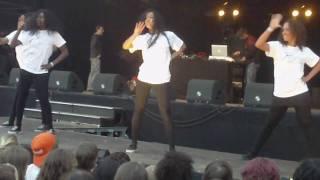 Touchee @ Transwijk Bevrijdingsfestival 2011, Utrecht 5 mei 2011
