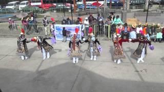 Asociación de negritos Ascensión Huanza