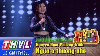 thvl  thu tai sieu nhi - tap 3 ngua o thuong nho - nguyen ngoc phuong trinh