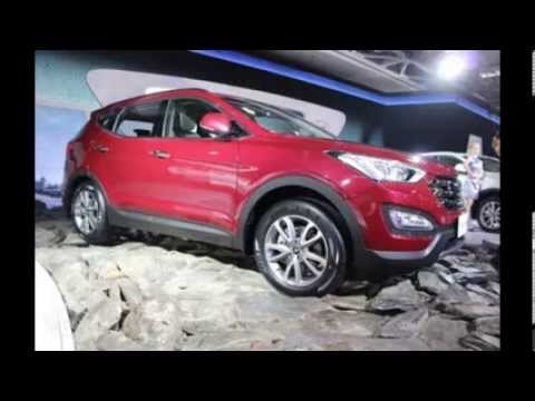 Copy of New Hyundai Santa Fe Photo Gallery #FirstOnCarDekho
