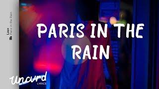 Download Lagu Lauv - Paris in the Rain (Lyrics / Lyric Video) Mp3