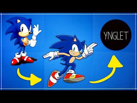 Ynglet : le game design à la sauce Sonic ? Game Anatomy |