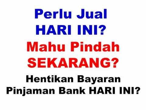 Jual Rumah di Malaysia. Sewa balik Rumah. (Sell House Malaysia)