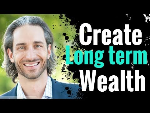 How to Create Long-Term Wealth |  Interview with Garrett Gunderson