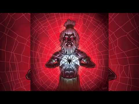 Legacy of the Gods; Anansi, the Spider God