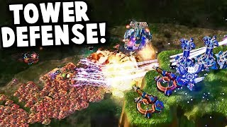 FINALLY a Good Tower Defense Game in 2019 - Siege of Centauri Tower Defense Gameplay