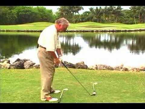 Golf Tip: Drawing The Ball; Jimmy Ballard