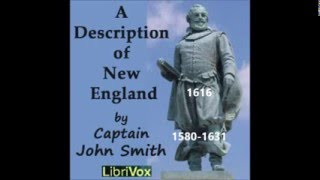 New England in 1616 by John Smith