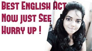 English #comedy Act