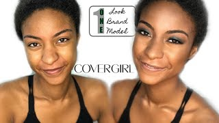 COVERGIRL Tutorial | ONE Look, Brand & Model