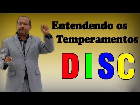 [Parte 1] Entendendo os Temperamentos - DISC - Pr. Jucimar Ramos
