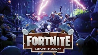 [FR] OMGG KYLE MYTHIC (CONSTRUCTOR) - FORTNITE SAUVER THE WORLD