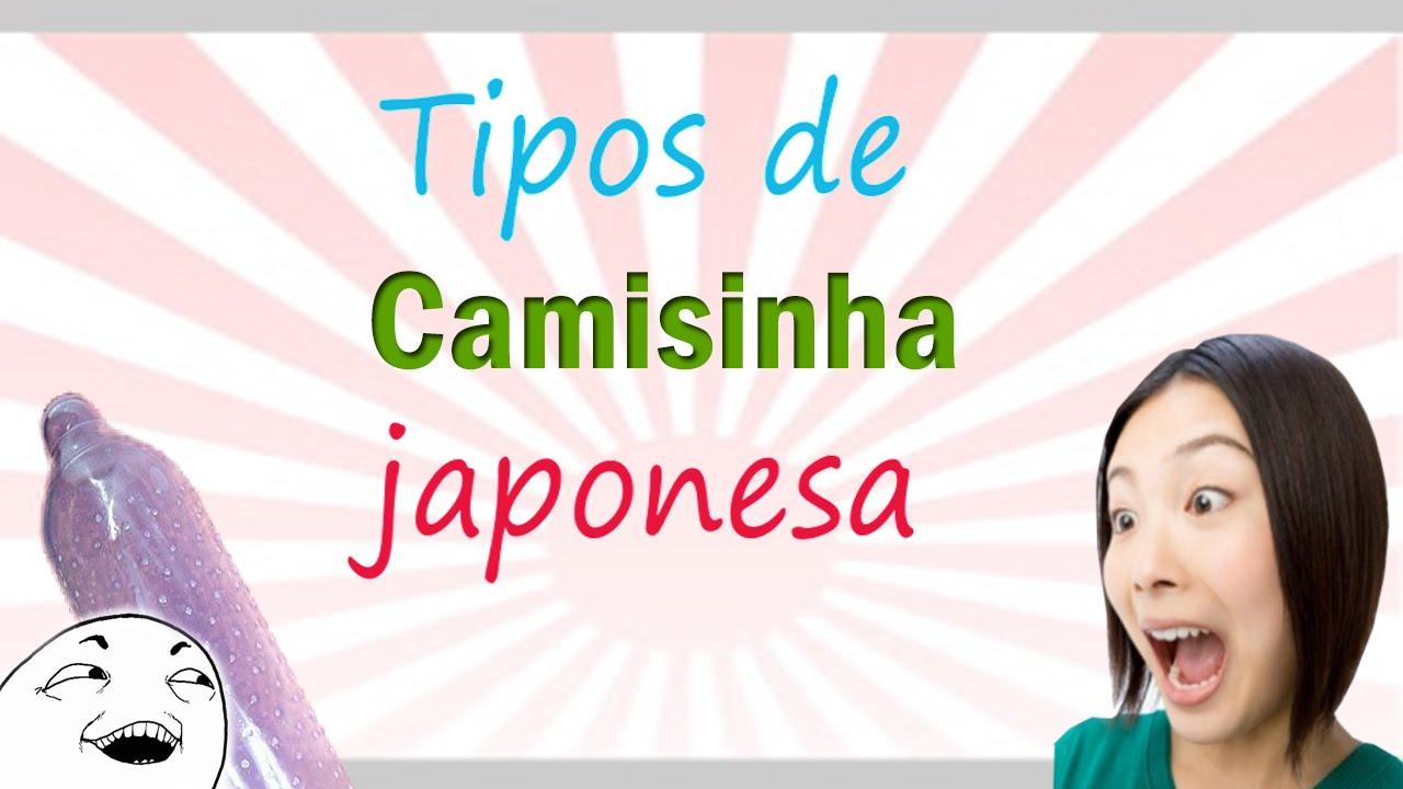 Tipos de camisinha japonesa youtube for Tipos de manga japones