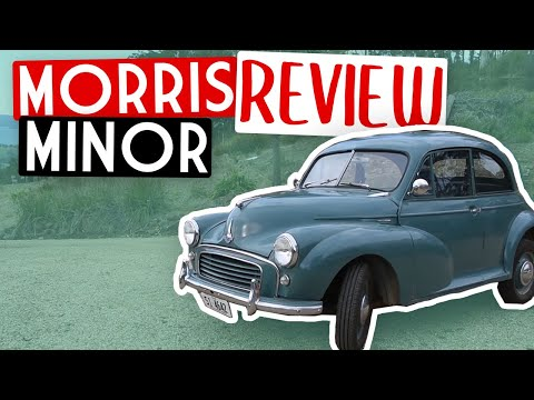 Morris Minor Classic Car Review || The BARGAIN of the Century
