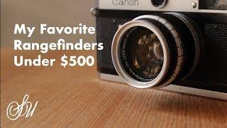 My Favorite Rangefinders Under $500