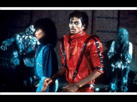 Michael Jackson - Thriller - Original Version With Lyrics