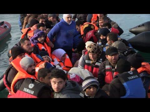 Amnesty slams Europe's 'shameful' response on refugees