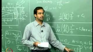 Mod-01 Lec-26 Hydrodynamically and thermally fully developed internal laminar flows