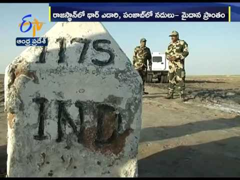 Radcliffe Line Border - The Most Complex International Borders For India- Pak | ETV Story