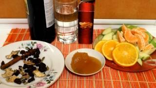 Как приготовить глинтвейн. Согрейся! How to cook mulled wine. Get warm!