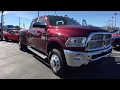 2017 Ram 3500 Orlando FL, Central Florida, Winter Park, Windermere, Clermont, FL H0561