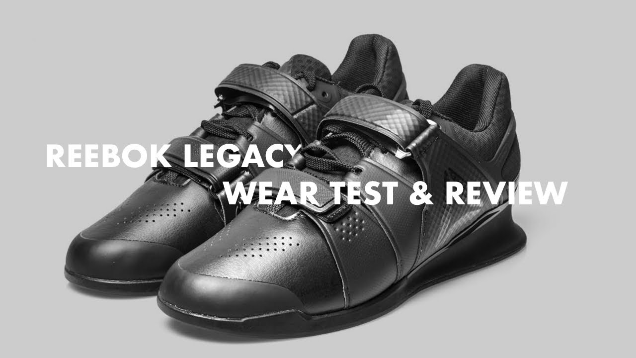 Reebok Legacy Lifter Review  The Best Shoe For Weightlifting   - YouTube bf89f10d2