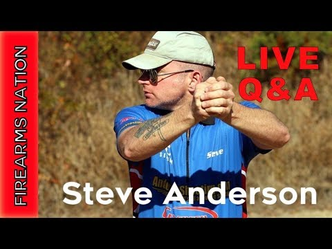 Q & A with Steve Anderson!