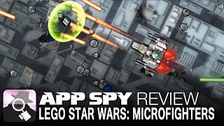 Lego Star Wars: Microfighters | iOS iPhone / iPad Gameplay Review - AppSpy.com