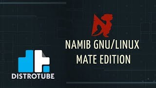 Namib GNU/Linux First Impression Install and Review