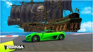 HUGE PIRATE SHIP IN GTA 5! (GTA 5)