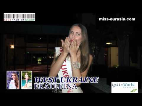 MISS EURASIA-2014 Presentation - West Ukraine