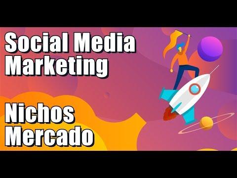 Libro Libro Social Media Marketing como encontrar tu nicho de mercado rentable thumbnail