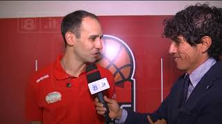 Basket Esa Italia Chieti - Stanic si presenta