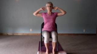 Chair Yoga  Abs and Core
