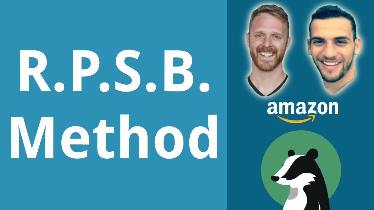 The Best Amazon PPC Keyword Optimization Method - RPSB