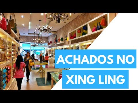 Achados nas lojas Xing Ling em BH // por Ana Luiza Palhares ❤️