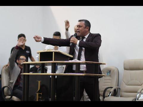 Pr Emerson Oira  EFATA 2019 - 08-01-2019