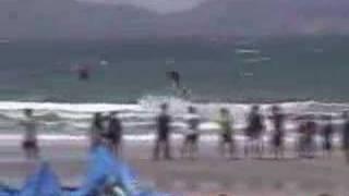 Best Kitesurfing PROs Free Style Panama