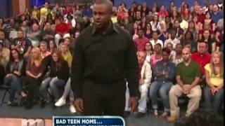 Youth Motivational Speaker Laymon Hicks on Maury – October 2011