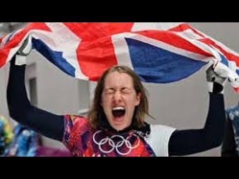 Lizzy Yarnold Wins 2 Skeleton Gold Medals, Defends Winter Olympics Title In 2018