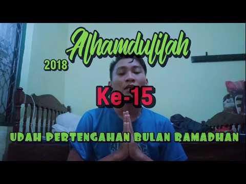 Selamat Pertengahan Ramadhan 2018