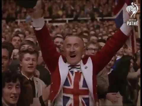 England 2-1 World XI (1963)
