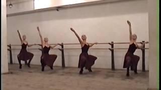 ШКОЛА СТУДИЯ АНСАМБЛЯ ТАНЦА КАЗАНЬ Народно-сценический танец(Плие в русском стиле)
