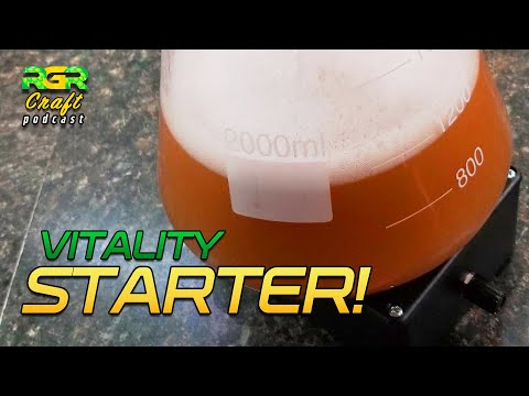How to a Build Vitality Yeast Starter to Make Better Beer!  |  Home Brew