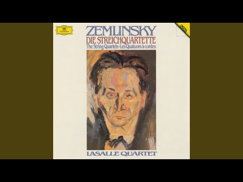 Zemlinsky: String Quartet No.2, Op.15 - 2. Moderato - Andante Mosso - Allegretto