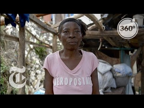 Living With a Hurricane's Devastation | The Daily 360 | The New York Times